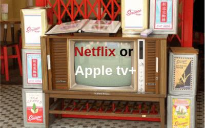 אפל נגד נטפליקס: איך תשפיע עלינו התחרות על שירותי הטלוויזיה בסטרימינג?