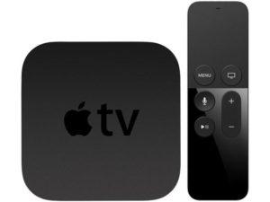 סטרימר הTV 4K של אפל